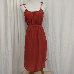 Red Madewell Sundress